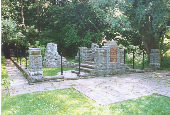 Ruins of Trinity Well Chapel