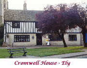 /icture of Cromwell House - Ely
