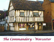 The Commandery - Worcester
