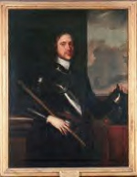 Painting of Cromwell by Robert Walker