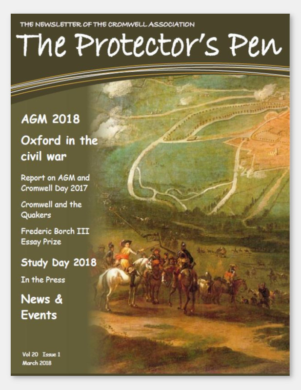 Protector's Pen March 2018 edition