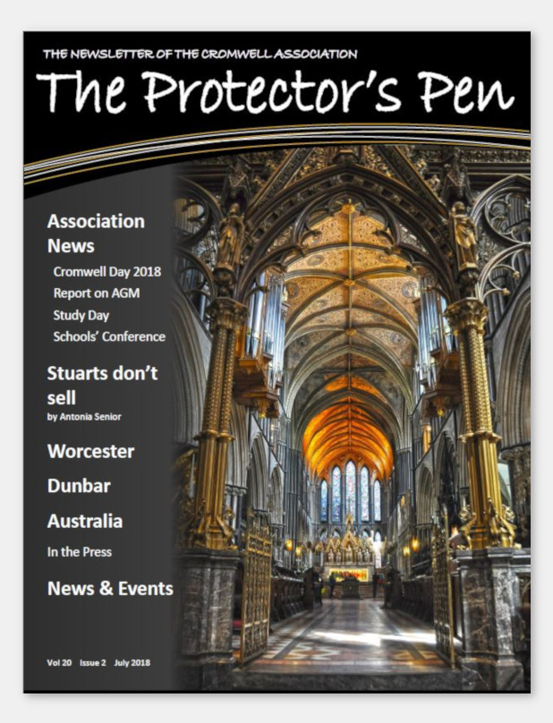 The Protector's Pen July 2018