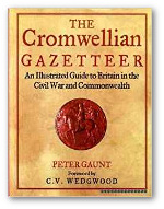 Front cover of The Cromwellian Gazetteer