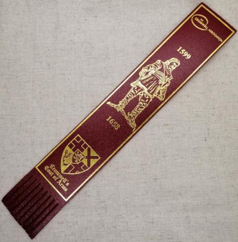 Bookmark (£2.00 plus p & p)