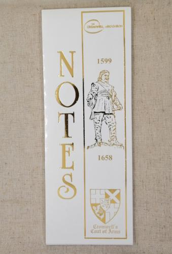 Notepad (£1.00 plus p & p)